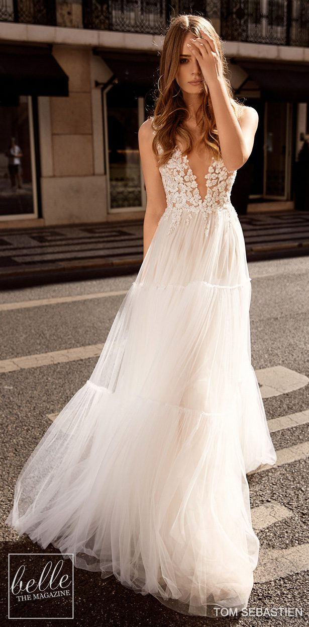 Sebastien Wedding Dresses 2019