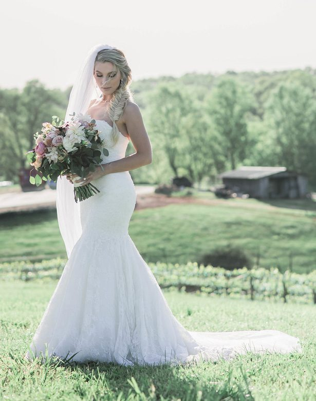 Vineyard Sophisticed Wedding - Emily Richardson Photography
