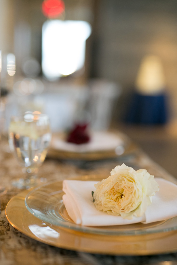 Wedding Place setting - Alice Hq Photography