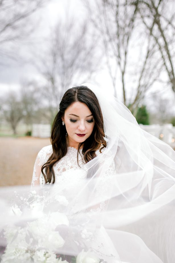 beautiful bride - Honey + Bee Photography