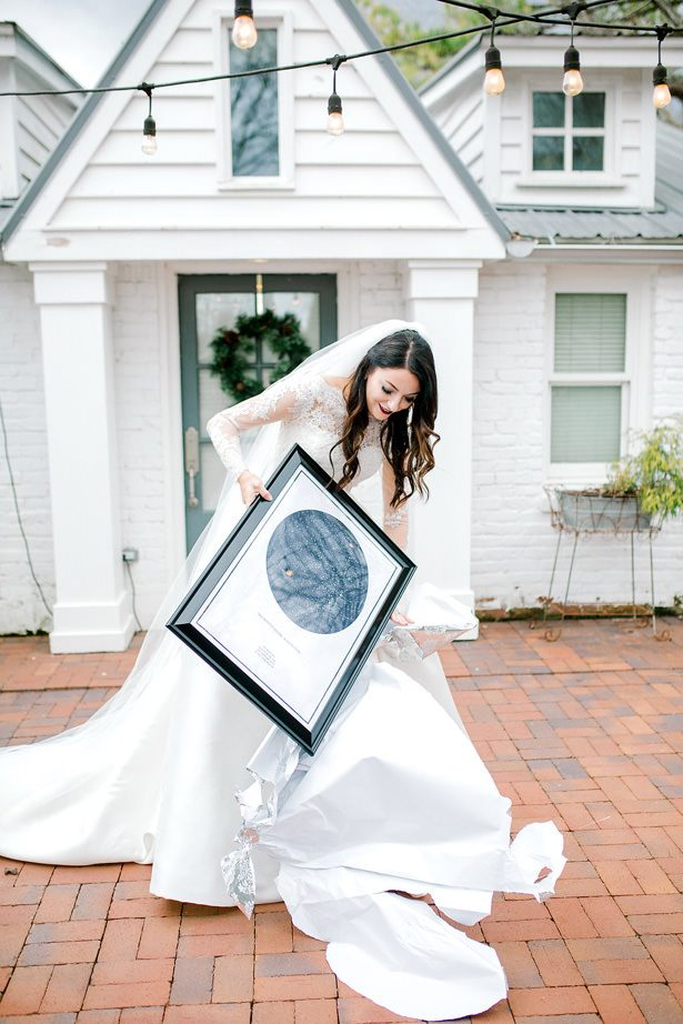 bride gift - Honey + Bee Photography