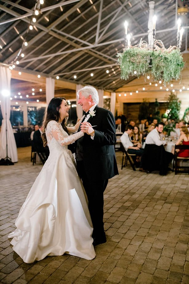 father of the bride dance - Honey + Bee Photography