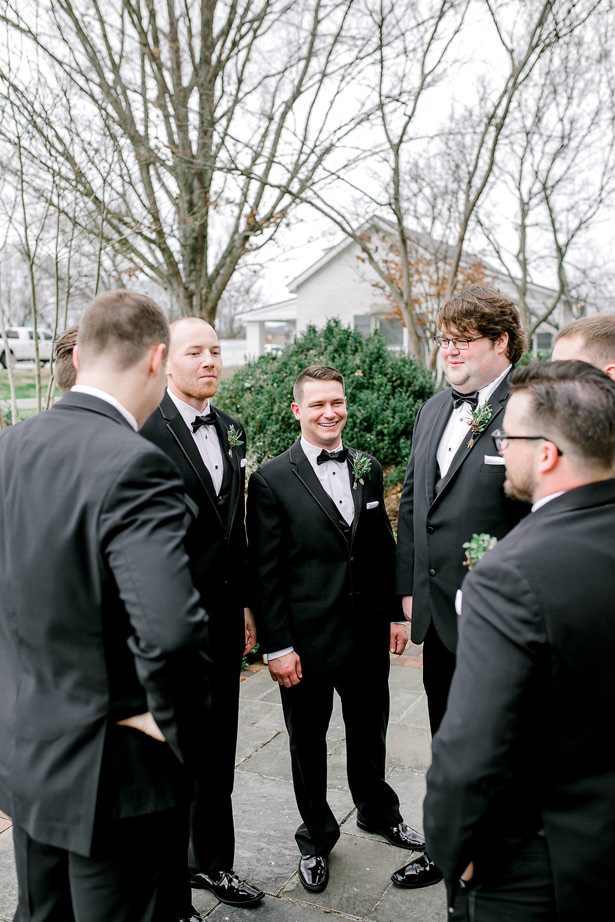 groomsmen - Honey + Bee Photography