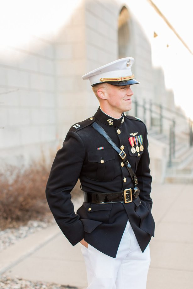 military groom - Abby Anderson