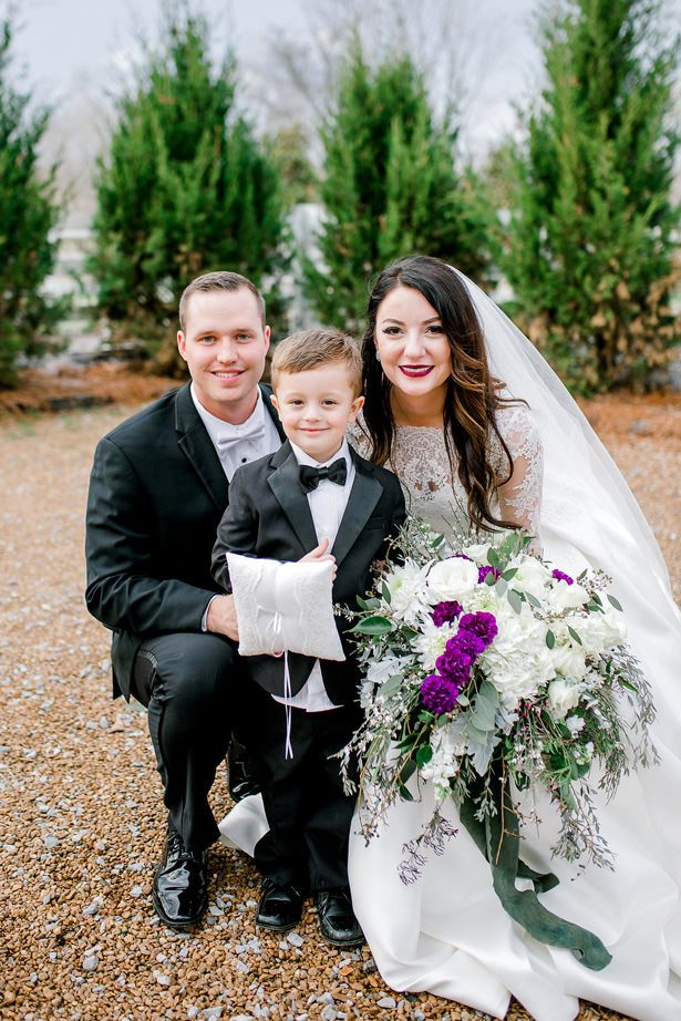 ring bearer photo - Honey + Bee Photography