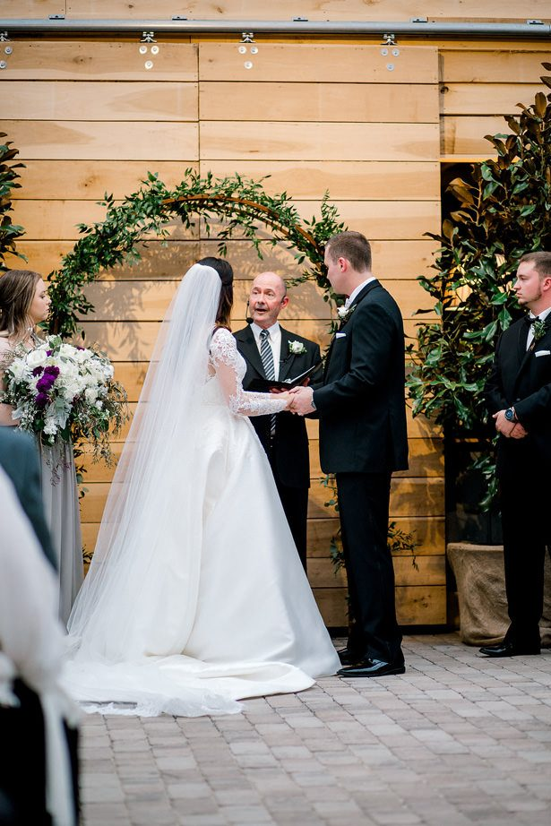 wedding ceremony vows - Honey + Bee Photography