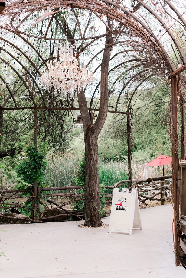 wedding chandelier - XO and Fetti Photography