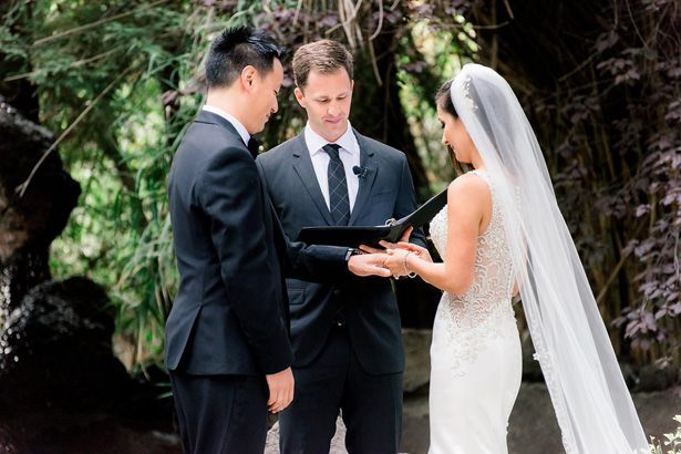 wedding vows - XO and Fetti Photography
