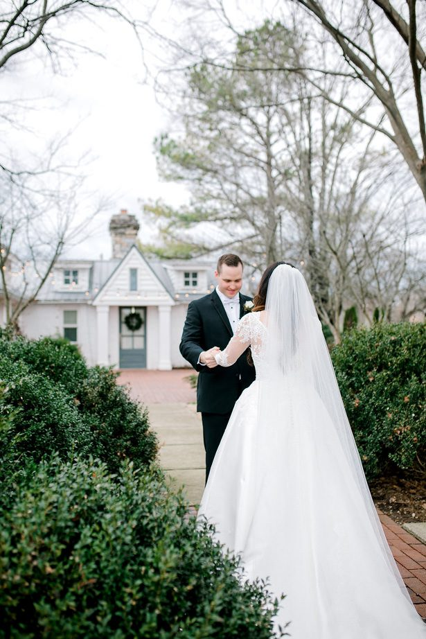 winter wedding photography - Honey + Bee Photography