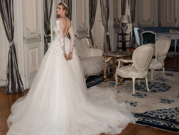 Galia Lahav Wedding Dresses Fall 2019