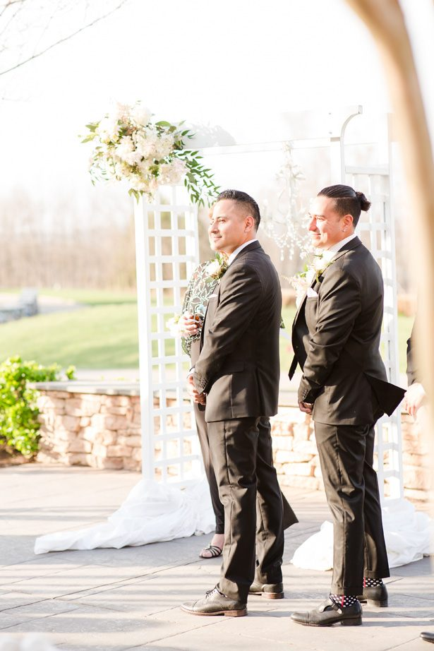 Groom and Bestman - Bethanne Arthur Photography