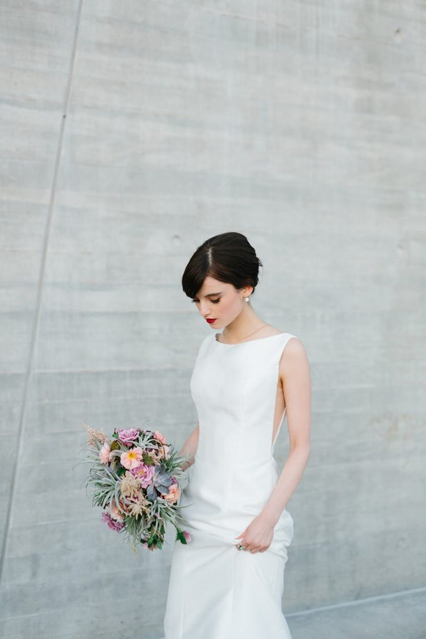 Sophisticated bride - Photography: Kate Osborne