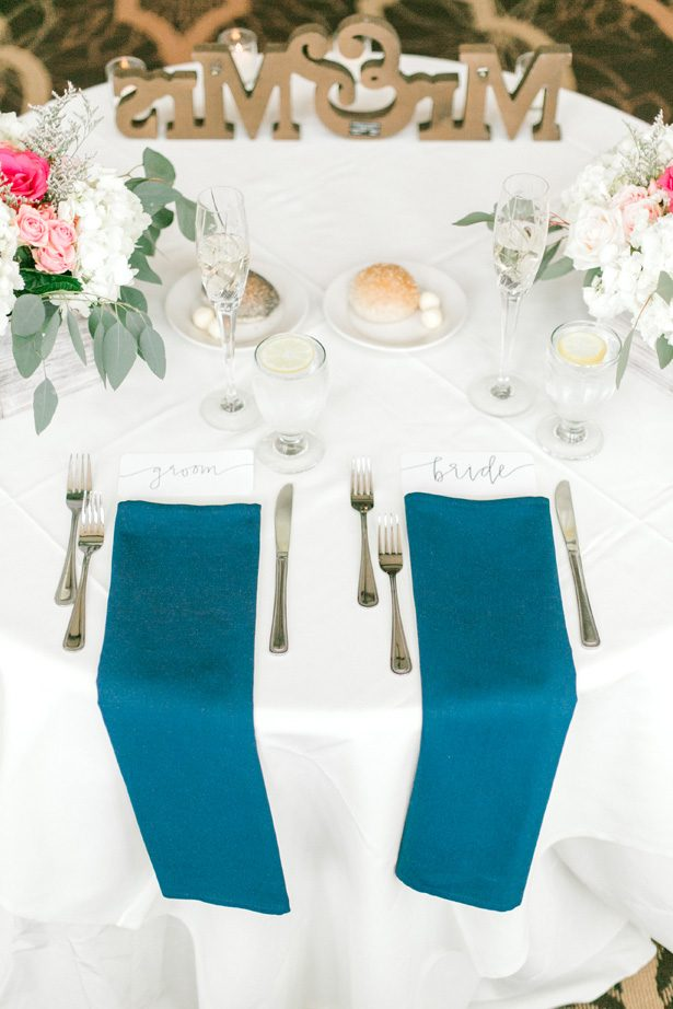 Sweetheart table - Photography: Lauren Westra