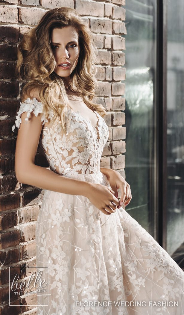 Wedding Dresses By Florence Wedding Fashion 2019 - Summer Jazz Bridal collection