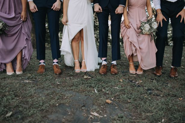 Wedding party photo - Kendra Harper Photography