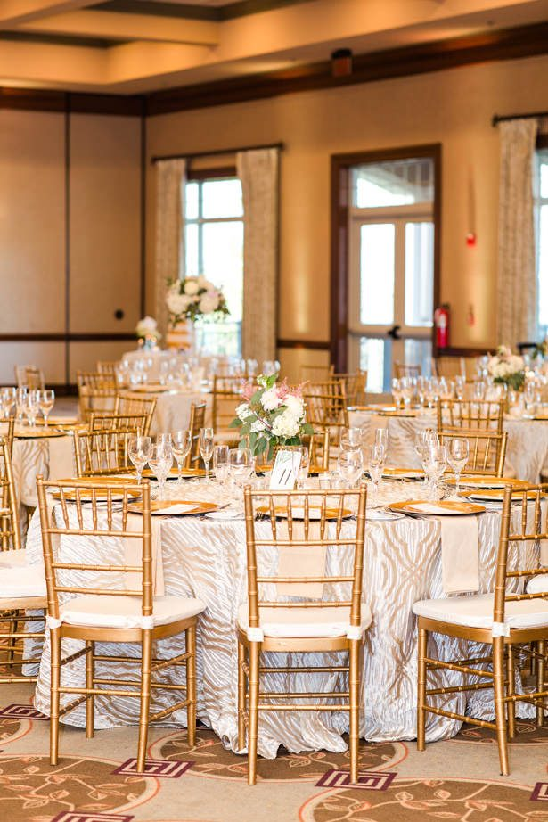 Wedding reception decor - Bethanne Arthur Photography