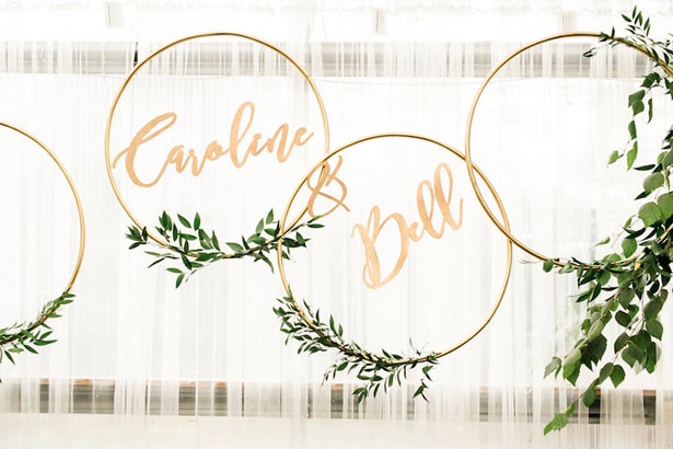 Wedding sign - Unique Ways to Incorporate Calligraphy Into Your Wedding - Mayden Photography