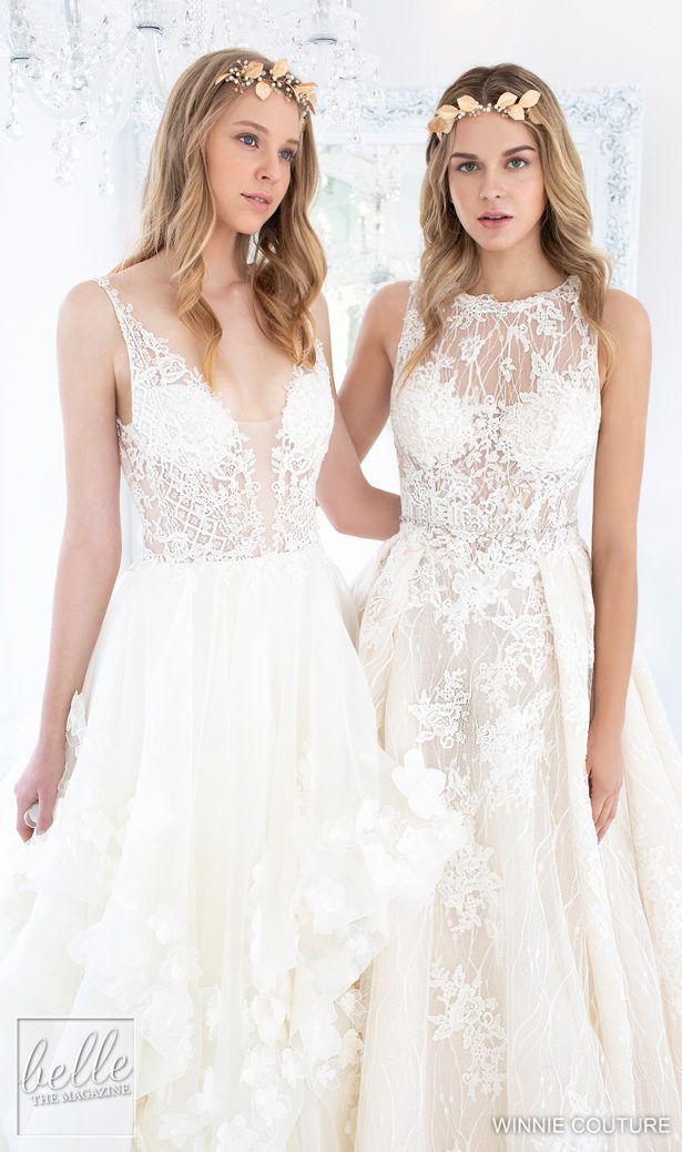 Winnie Couture Fall 2019 Wedding Dress Collection