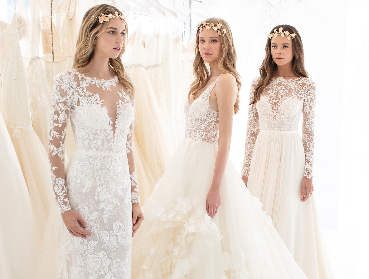 Winnie Couture Wedding Dress Collection Fall 2019