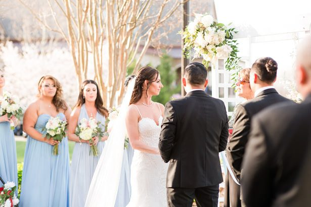 gorgeous spring wedding - Bethanne Arthur Photography