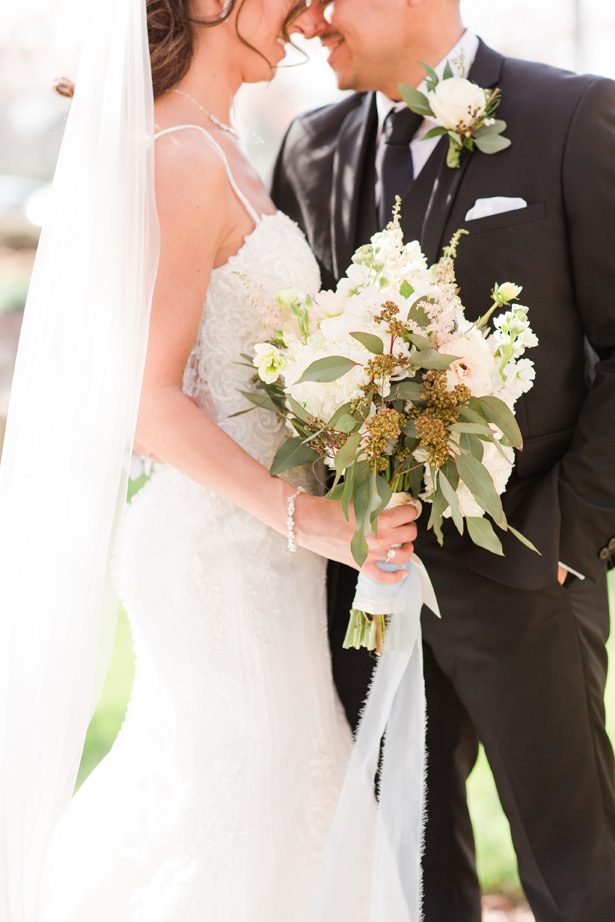 gorgeous wedding bouquet - Bethanne Arthur Photography