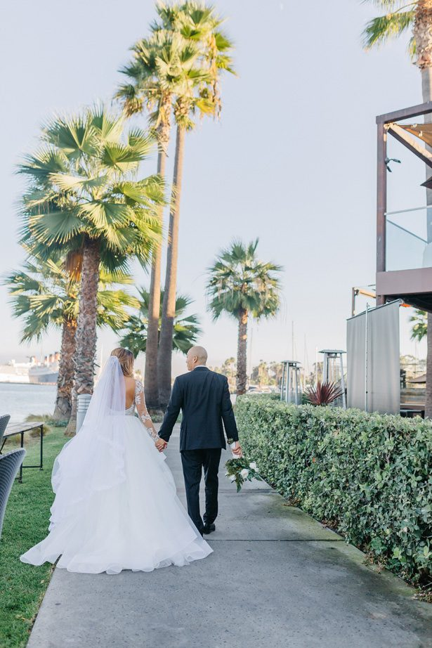 Romantic wedding photo - Nichanh Nicole Photos
