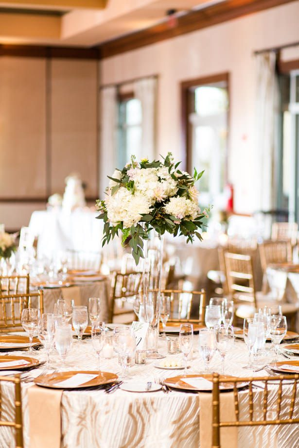 luxe wedding reception decor - Bethanne Arthur Photography