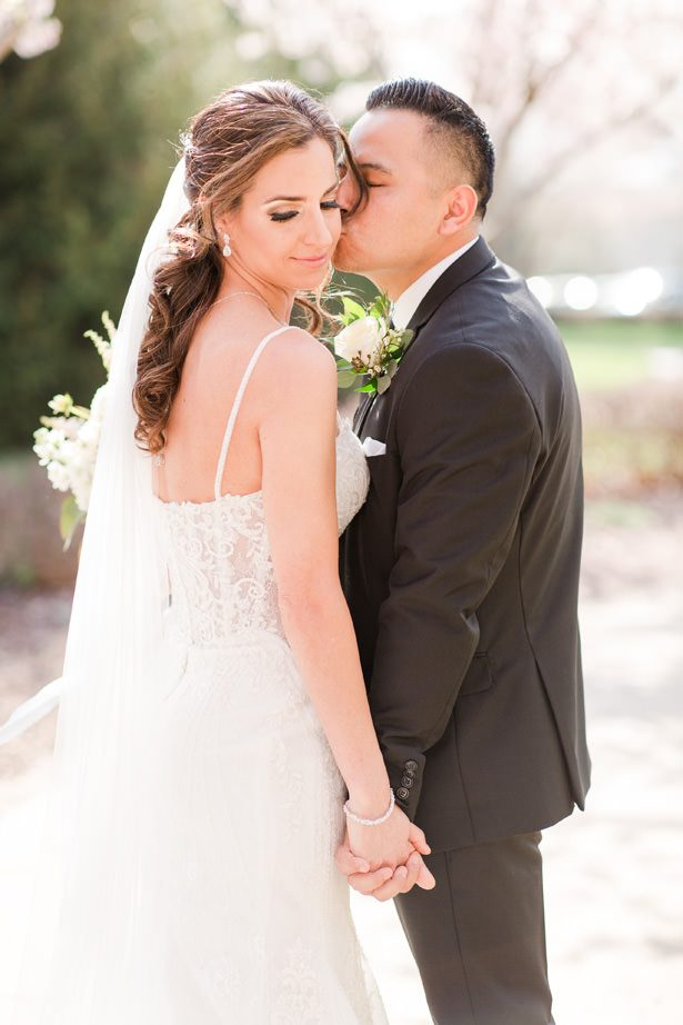 romantic wedding - Bethanne Arthur Photography