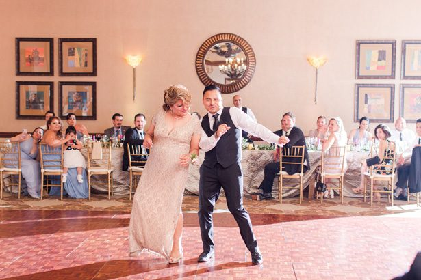 wedding dance - Bethanne Arthur Photography