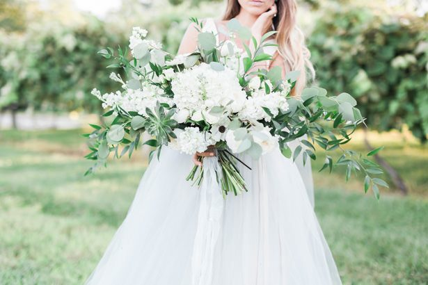 Timeless Vineyard Wedding Inspiration