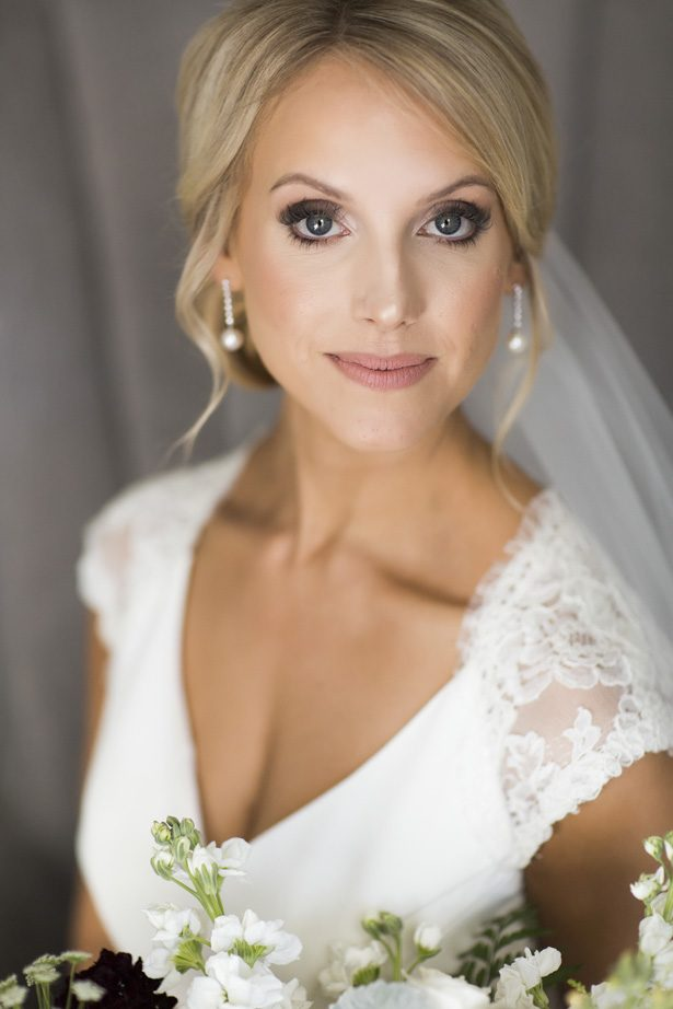 Bridal hair and makeup - Aislinn Kate Photography