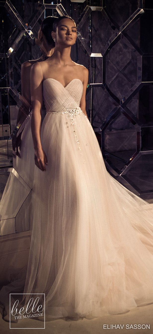 Elihav Sasson Wedding Dresses 2019 - Enamoured Collection
