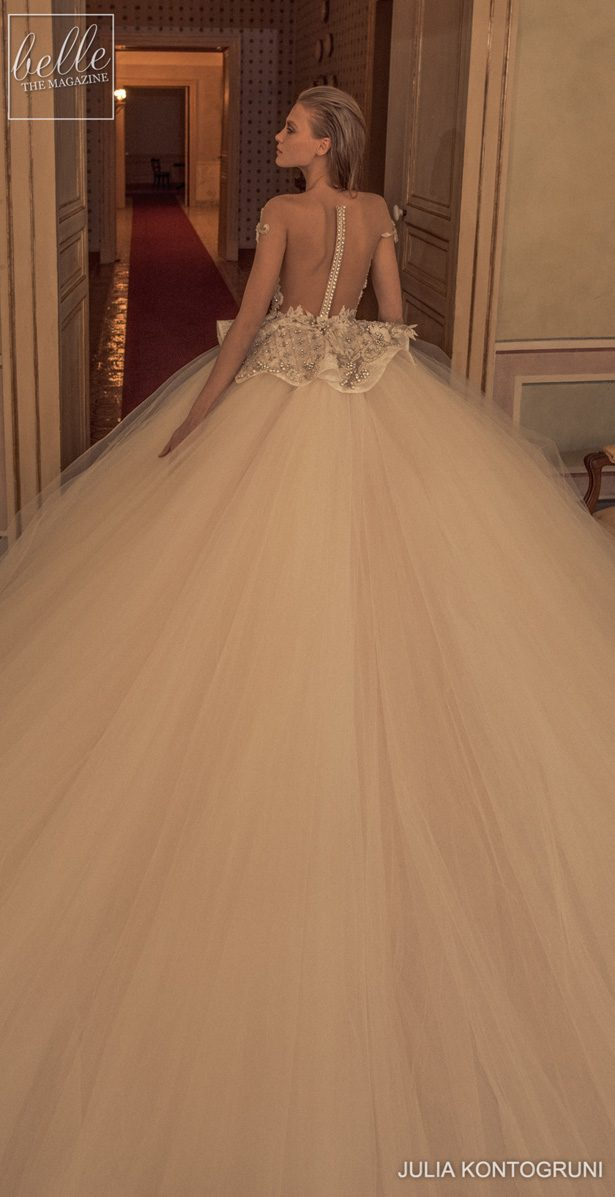 Julia Kontogruni Couture 2019 Wedding Dresses
