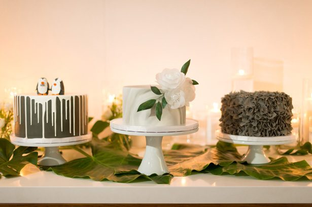 Tropical Wedding Cakes - Studio EMP