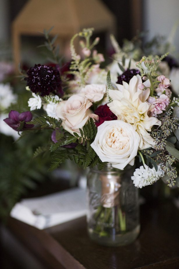 boho wedding flowers - Aislinn Kate Photography