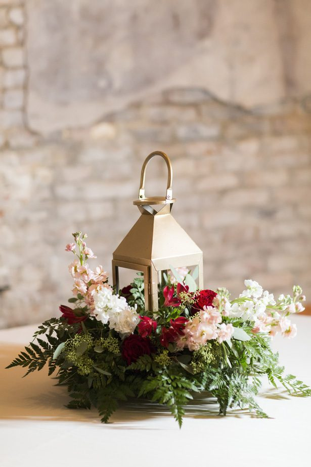 lantern wedding centerpiece - Aislinn Kate Photography