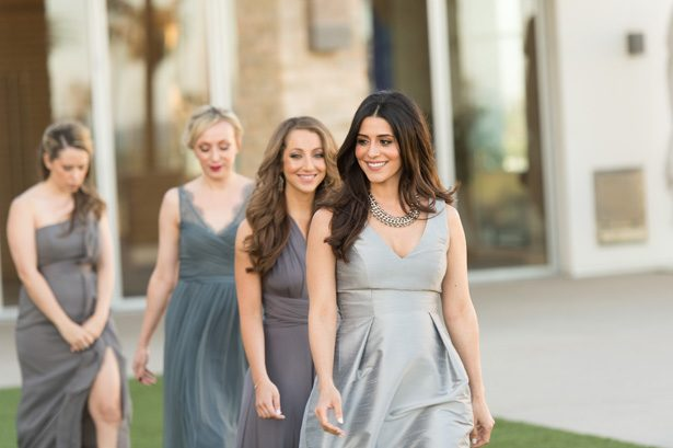 mismatched bridesmaid dresses - Studio EMP