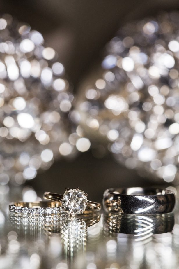 wedding ring set - Aislinn Kate Photography