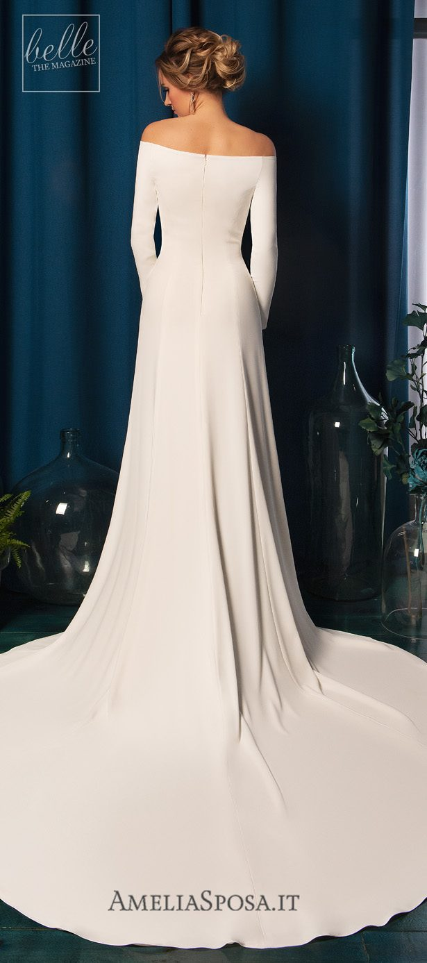 Amelia Sposa Wedding Dresses 2019