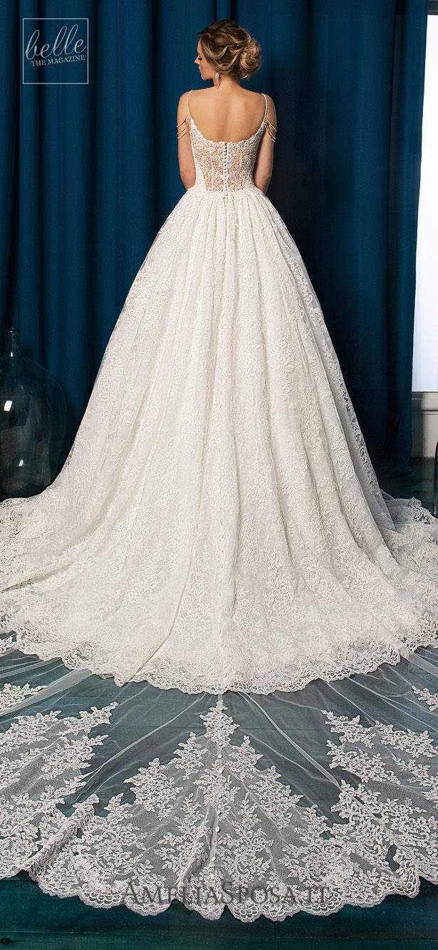 Amelia Sposa Wedding Dresses 2019 - Agostina
