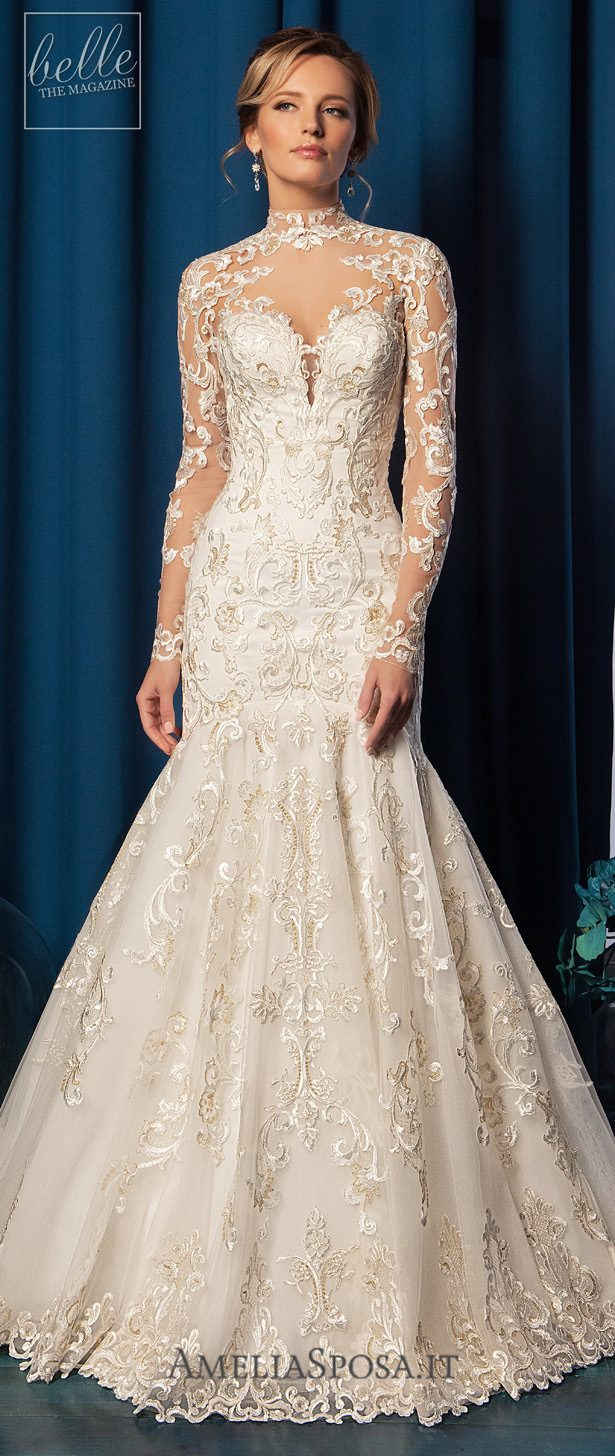 Amelia Sposa Wedding Dresses 2019 - Annetta