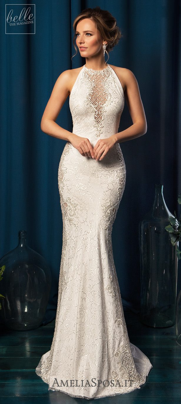 Amelia Sposa Wedding Dresses 2019 - Federica