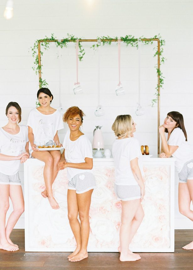 Bridesmaids brunch - Photography: The Mallorys