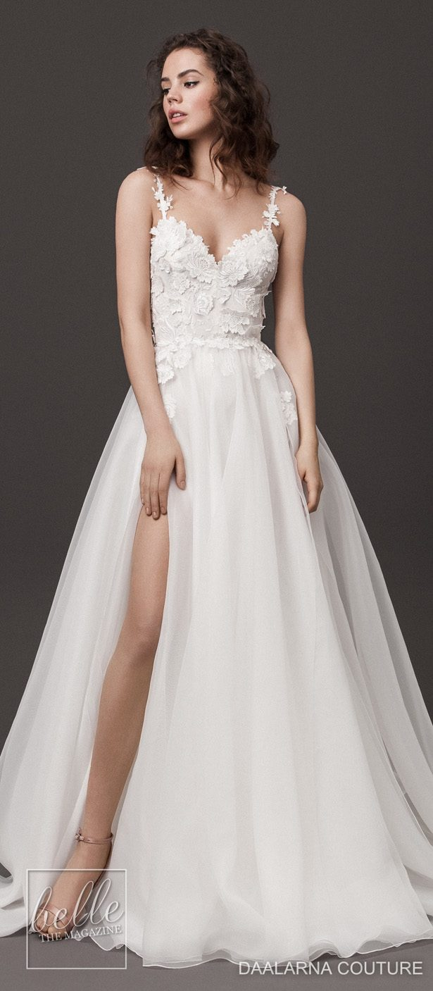 Daalarna Couture Wedding Dresses Spring 2020 Rebelle Bridal Collection