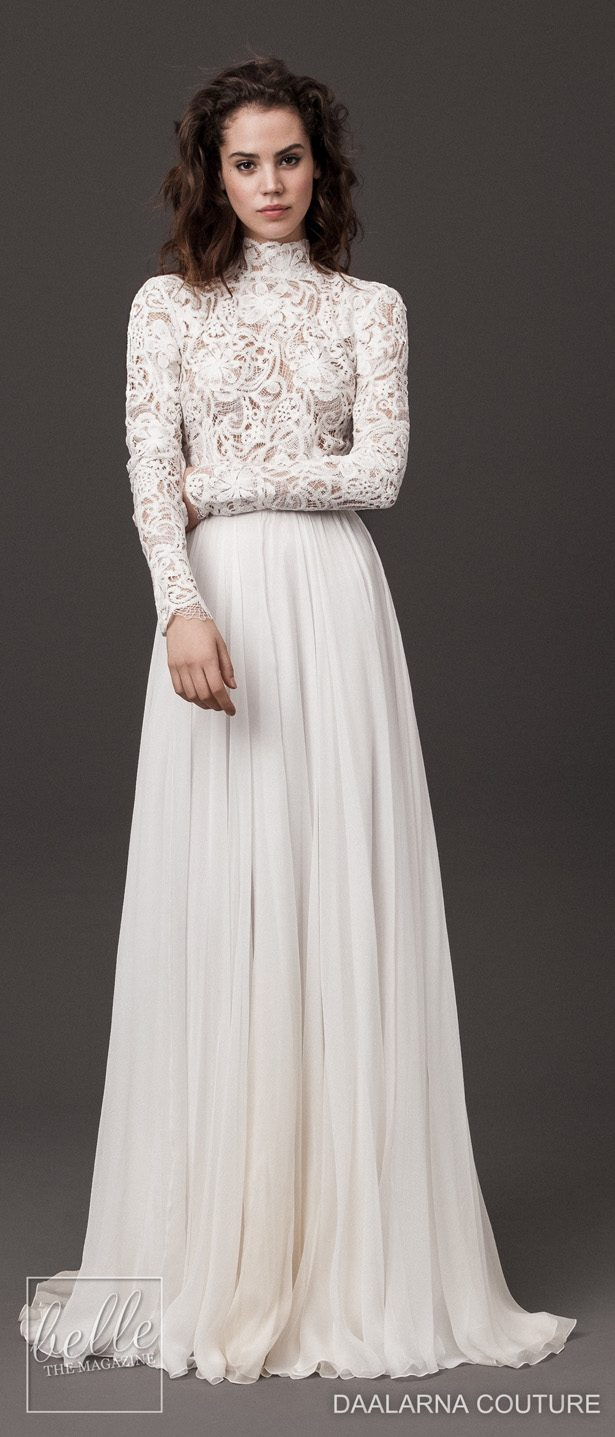 Daalarna Couture Wedding Dress Spring 2020 Rebelle Bridal Collection