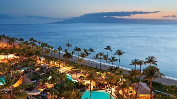 Hawaii Destination Wedding and Honeymoon -Westin Maui Resort & Spa