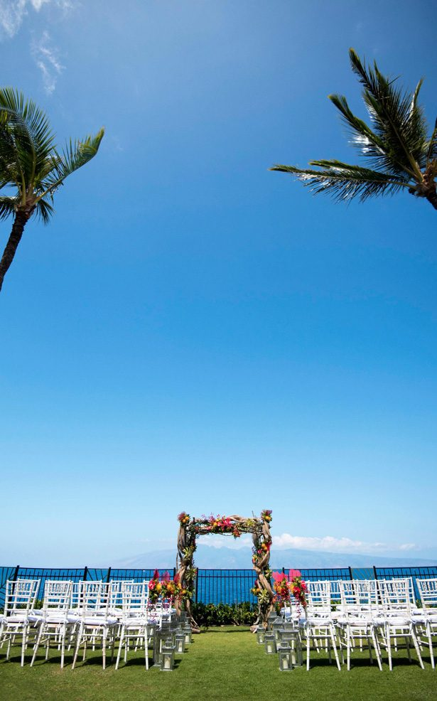 Hawaii Destination Wedding - Sheraton Maui Resort & Spa
