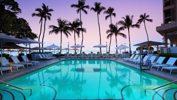 Hawaii Honeymoon -Moana Surfrider, A Westin Resort & Spa