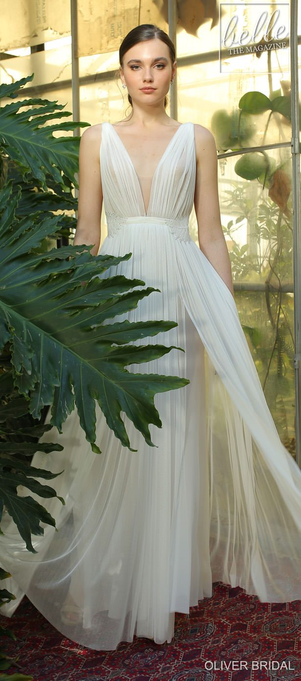 Oliver Bridal and Evening 2019 Wedding Dresses - Tropical Garden Bridal Collection