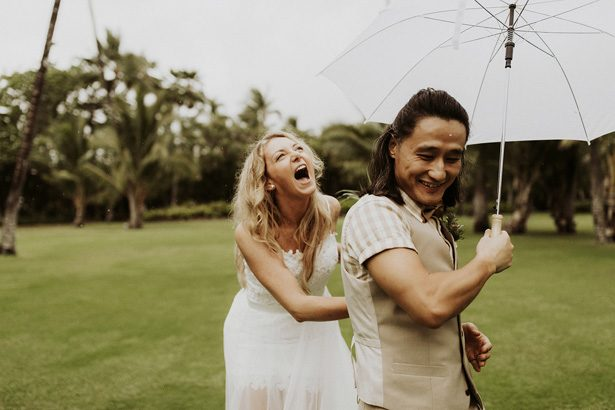 Rainy Day Wedding Moments - India Earl Photography